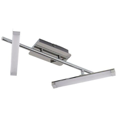 LED Plafonnier à intensité variable 'Pilou' en métal pour cuisine