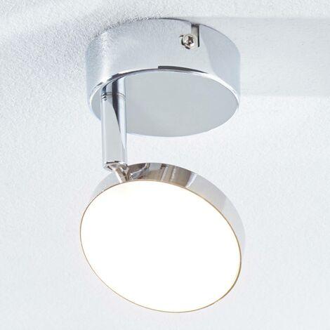 """main image of """"LED Plafonnier 'Keylan' en métal pour salon & salle à manger"""""""
