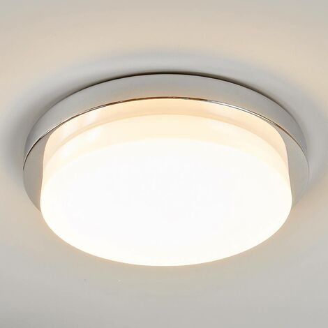 LED Plafonnier Salle De Bain 'Cordula' pour salle de bain