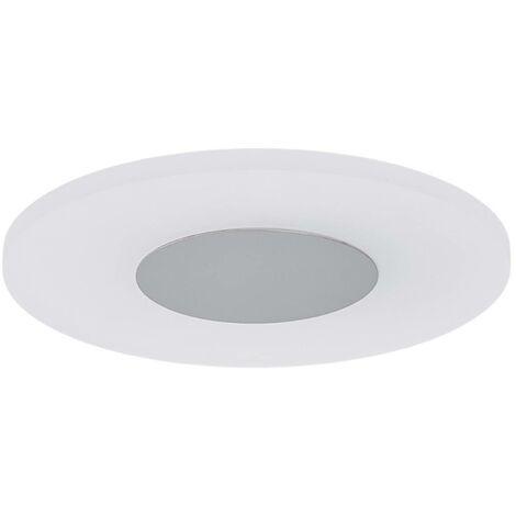 LED Plafonnier 'Tarja' en métal pour salle de bain
