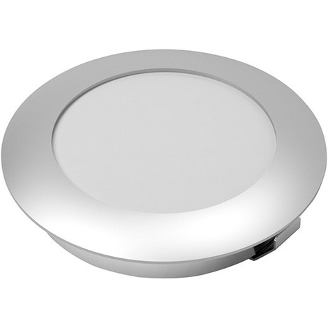 LED Point Aluminium OptikExtrawarmblanc