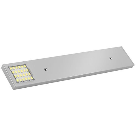 LED PowerSquare Alu 900 ww