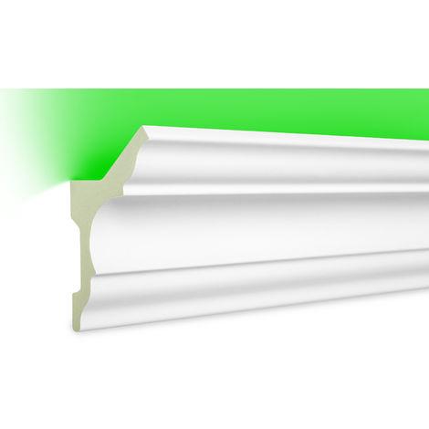 LED Profile | PU | stoßfest | Hexim | 80x48mm | LED-4