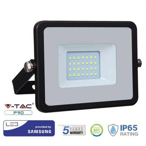LED proyector 20W Black Case IP65 Samsung Chip