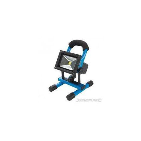 LED Rechargeable Site Light with USB (EU) 10W EU 919573