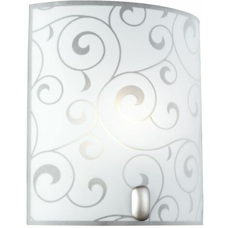 LED RGB 7 vatios color de la lámpara espejo lámpara de pared satén cambiador regulable de control remoto