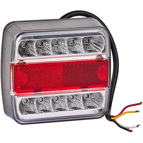 LED Rücklicht Anhängerbeleuchtung 12V Rückleuchten Lichtleiste PKW Anhänger