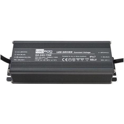 LED Schaltnetzteil Kapego 24V 75W IP67