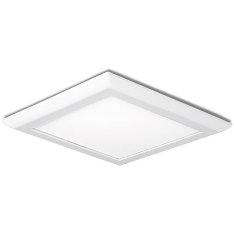 Led Slimline Downlight Carré Style 145 X 145Mm 12W 930Lm 30.000H