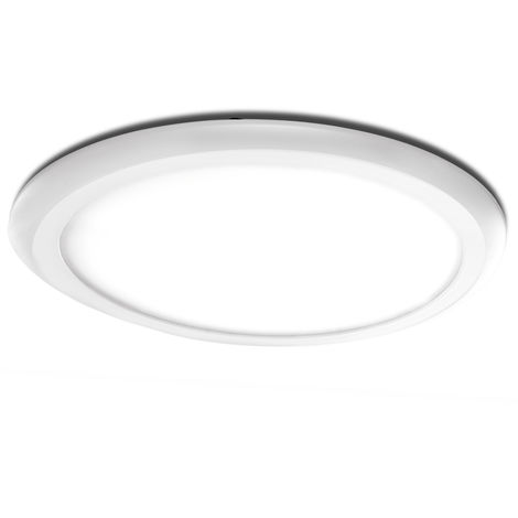 Led Slimline Downlight Rond Style 145Mm 12W 930Lm 30.000H