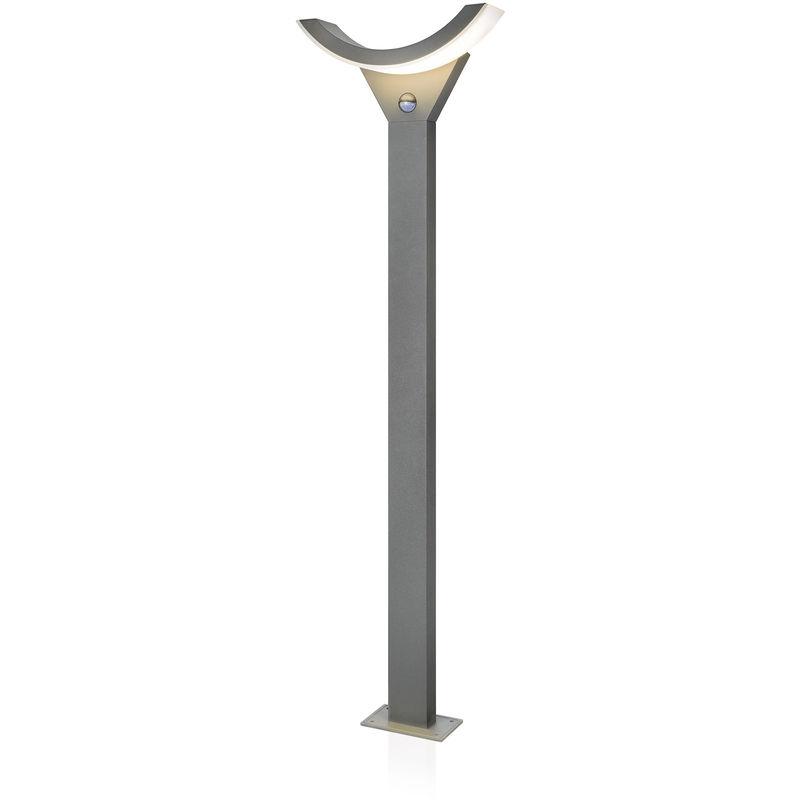 LED Sockelleuchte SwingLine Bewegungsmelder Standleuchte Außenleuchte 201146