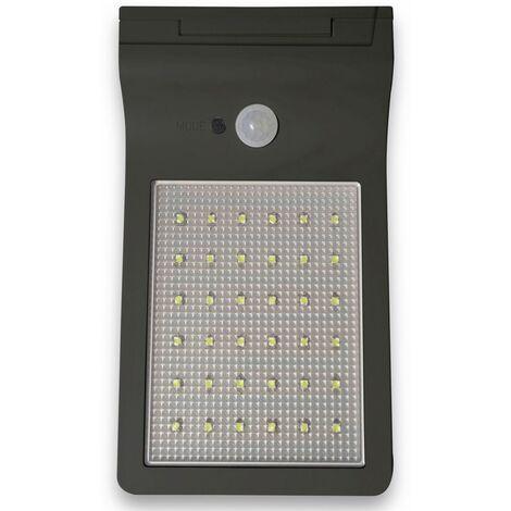 3er Set LED Erdspieß Steck Leuchten Garten Strahler ALU Außen Beleuchtungen IP44