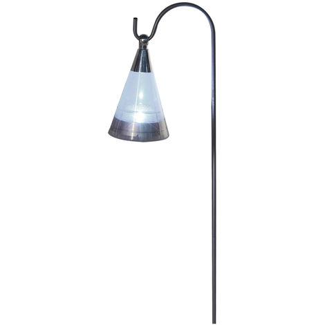 LED Solarleuchte Tischleuchte Solarlampe Solar Lampe Leuchte 35 x 13 cm