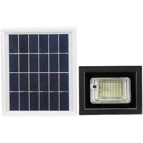 LED Solar Powered Reflector 64LED granos de la luz solar luz de iluminacion al aire libre de la yarda del jardin, 64pcs