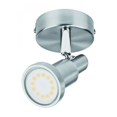10 Watt LED Decken Leuchte Spot Balken Lampe beweglich Büro Wohnzimmer
