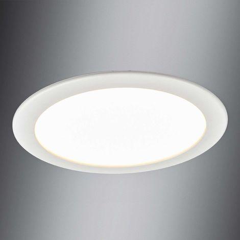 LED Spot encastrable en Plastic \