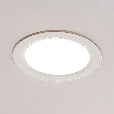 LED Spot encastrable 'Pan' en aluminium pour salon & salle à manger