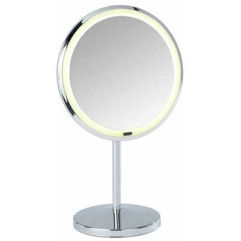 LED Standing cosmetic mirror Onno WENKO