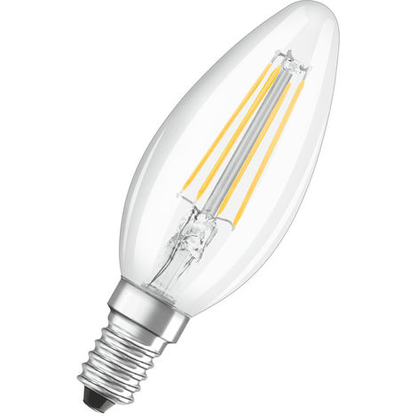 LED STAR+ CL B Act&RelFIL 44 non-dim 5W/827 E14 600 Lm 1500 LEDVANCE 4058075114241