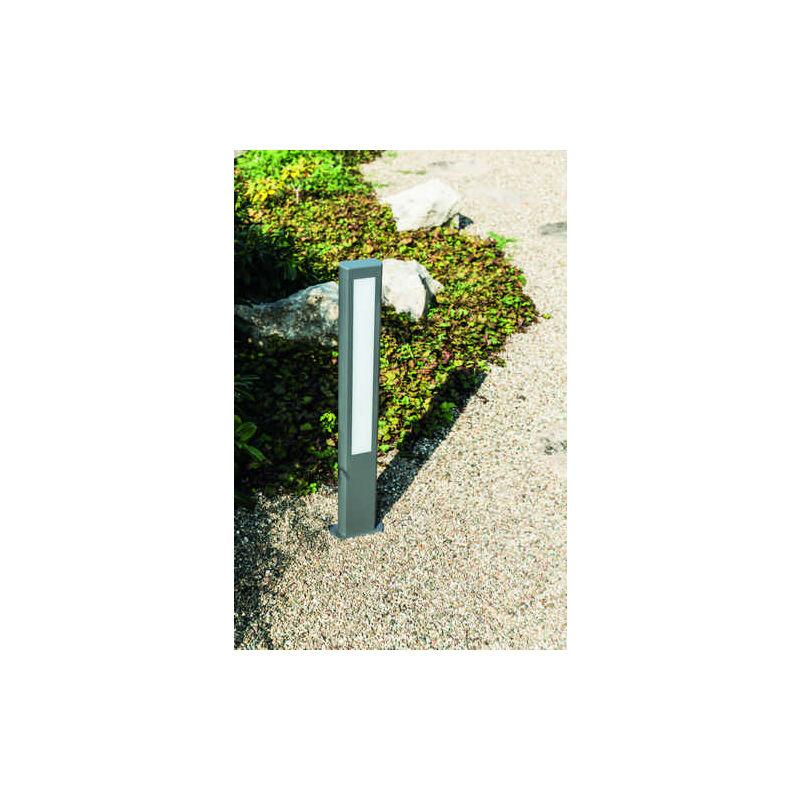 Heitronic LED Standleuchte Amarillo 13 Watt warmton Stehlampe Stehleuchte Garten
