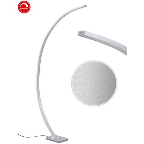 LED Stehleuchte Briloner Pin 1361-019 Standlampe Mit Dimmschalter