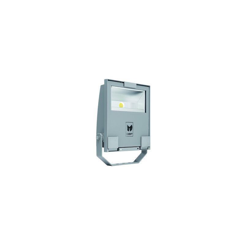 LED-Strahler 39W GUELL 4000K 4712lm gr 1LED IP66 metallic Konv breitstrahlend - SPITTLER