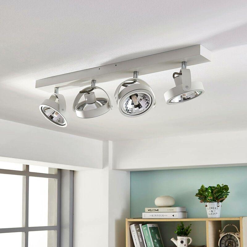 LED Strahler, Spot aus Aluminium dimmbar für Küche von Lampenwelt