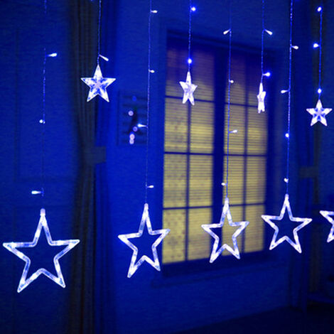 "main image of ""Led String Lights Christmas Party Wedding Festival Decorative String Lamp EU Plug"""