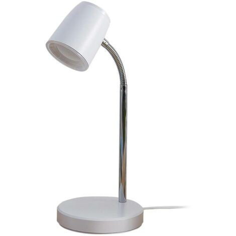 """main image of """"LED Table Lamp 'Jegor' (modern) in White (1 light source,) from Lindby   Desk Lamps"""""""