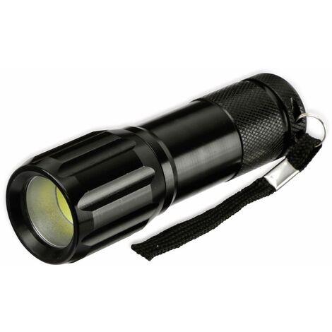 LED Taschenlampe DAYLITE MY-75171 MBLACK, schwarz