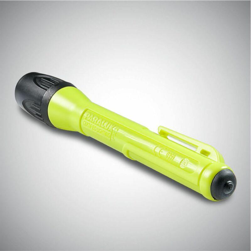 Parat Sicherheitsleuchte PARALUX® PX2 inkl 2 Batterien AAA// 1,5V Taschenlampe