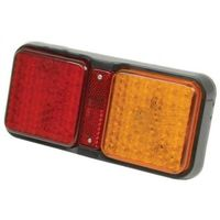 LED Trailer Tail Light 2 Pod Combination Vehicle Rear Reflector/Stop/Indicator