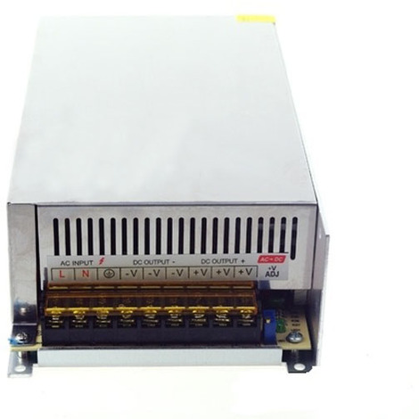 LED Transformer Driver DC 12V Power Supply AC-DC Power Regulator 720W