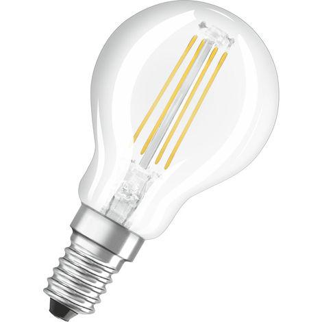 LED VALUE CL P FIL 40 non-dim 4W/827 E14 470 Lm 15000 h LEDVANCE 4058075819696