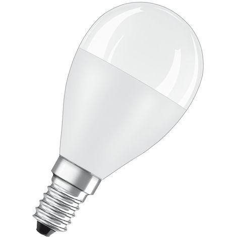 LED VALUE CL P FR 60 non-dim 8W/827 E14 806 Lm 15000 h LEDVANCE 4058075152939
