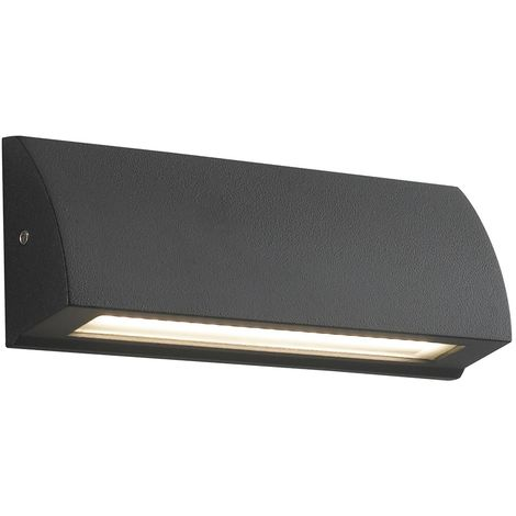 LED-W-SHELBY-170 Applique Nero Led A 4000kelvin 6 watt