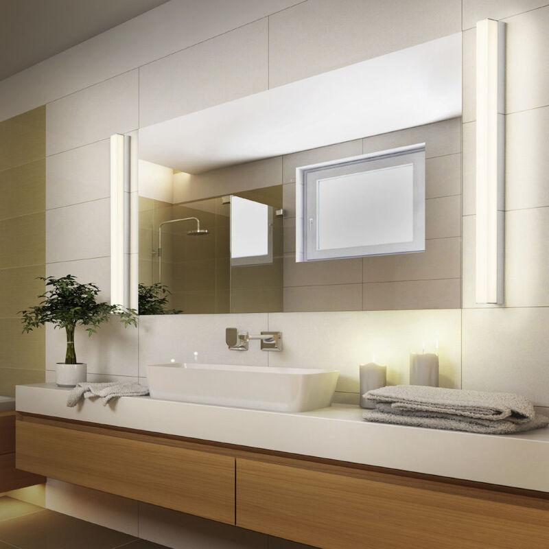 LED Wand- und Deckenleuchte Lado 12W 1040lm IP44
