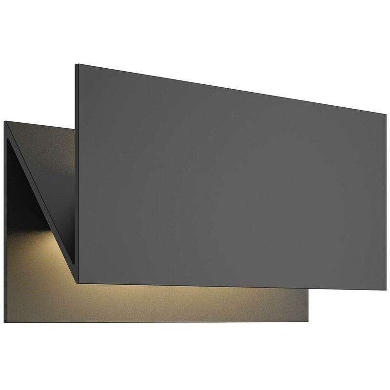 Moderne LED-Außenwandleuchte Meja - IP54 - LUCANDE