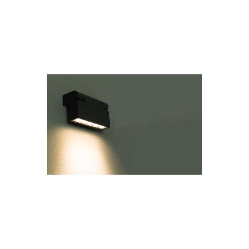 LED Wandleuchte 10 Watt Wandlampe schwenkbar innen außen Leuchte Beleuchtung