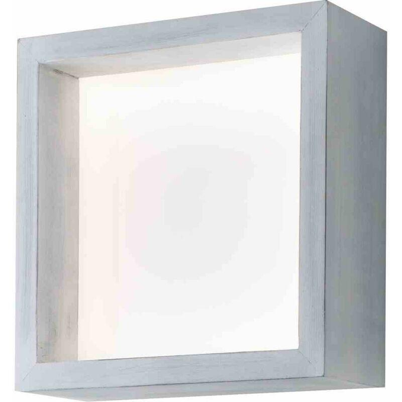Fabas Luce - Window LED-Wandleuchte warmweiß Leuchte Lampen Wohnen Deko Heimwerker Haushalt