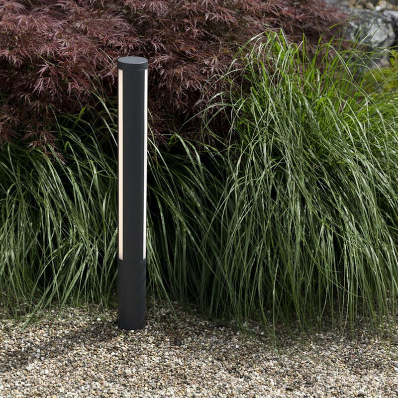 Heitronic LED Standleuchte LILIA 25 Watt warmton Stehleuchte Garten Stehlampe