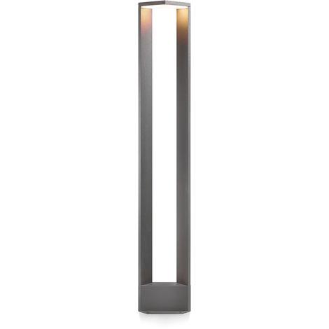 LED Wegeleuchte warmweiß 3000K 650lm 10 Watt Leuchte Außenlampe Stehlampe 201166