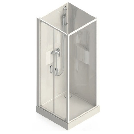porte de douche largeur r glable prix mini