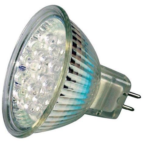 Ledi Light 550151 bulb GU5.3 5W MR16 with 18 leds white