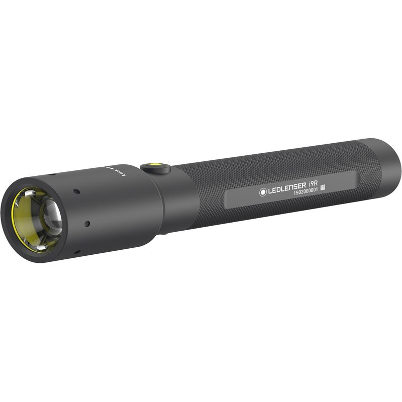 Image of i9R Rechargeable Flashlight Torch 400 Lumens - Led Lenser