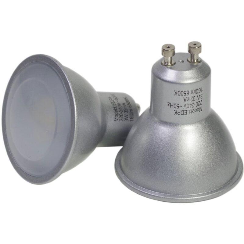 Image of Myappliances - ART00821 TWIN PACK GU10 LED LAMP