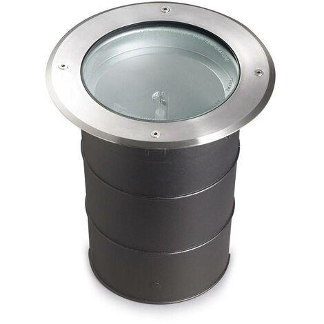 Leds-C4 - 1 Light Outdoor Floor Light Stainless Steel Aisi 316 IP67