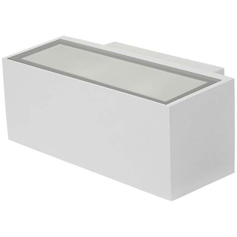 Leds-C4 - 1 Light Outdoor Wall Light White IP65