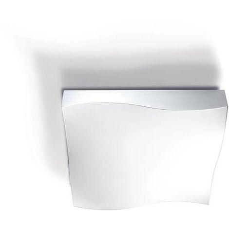 Leds-C4 GROK - LED 1 Light Dimmable Medium Ceiling Light Satin Aluminium
