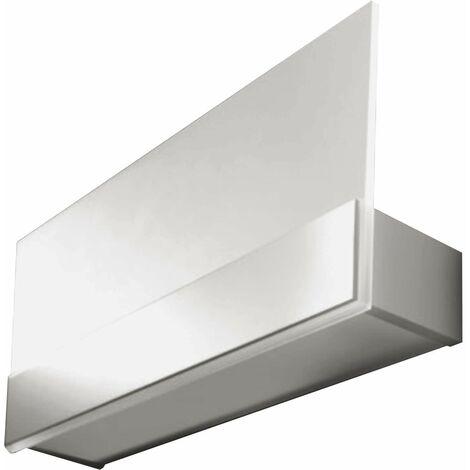 Leds-C4 GROK - LED 1 Light Indoor Small Wall Uplighter Satin Nickel